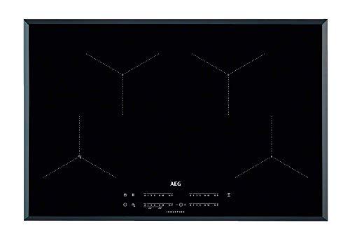 AEG IAE84431FB Placa inducción, Biselada, Extraplana de 4 zonas, Asistente de...