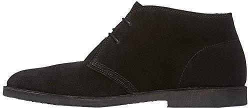find. AMZ129 Desert Boots, Schwarz Black), 43 EU