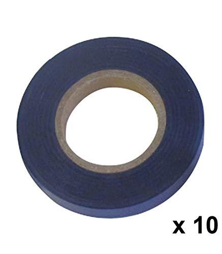 Papillon 8021065 Cinta de Atar, Azul, 11 x 0.15 mm, 26 m, Set de 10 Piezas