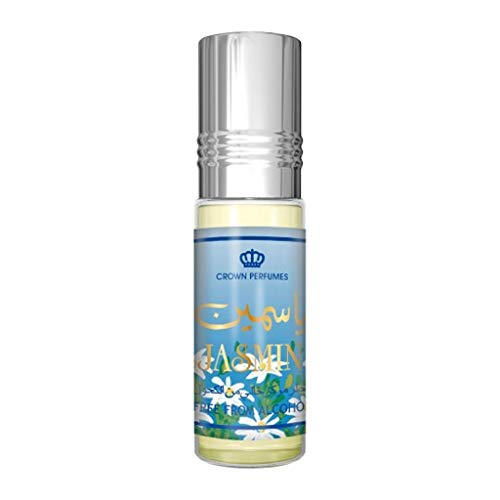 Al Rehab Jasmin perfume oil-6ml by al rehab