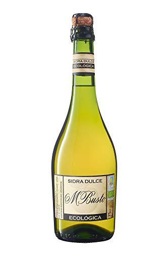 Sidra Ecológica M Busto Organic Cider (3x75cl)