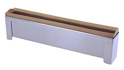 DE BUYER 3202.04Molde Pasta croute Desmontable/Hoja de Horno Reutilizable Acero Inoxidable 30x 4x 6cm