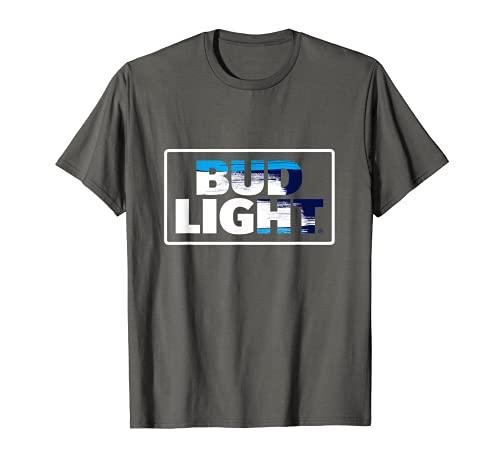 Bud Light Official Logo T-shirt