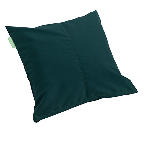 Gardenista | Outdoor Water Resistant Foam Crumb Filled 18' Garden Furniture Cushion (Green)