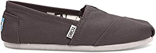TOMS Women's Classic Canvas Slip-On,Ash,9.5 M US Grey (B071X7RFGP) | Amazon price tracker / tracking, Amazon price history charts, Amazon price watches, Amazon price drop alerts