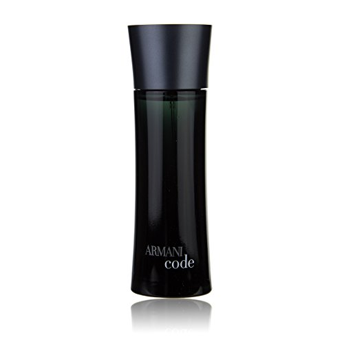 Giorgio Armani CODE for Men Eau De Toilette Spray 75ml (2.5 Fl.Oz) EDT Cologne
