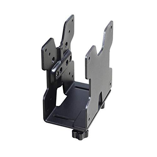 エルゴトロン 小型PCやシンクライアント 取り付けシステム ブラック 80-107-200