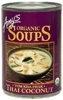 Amys Soup Thai Coconut 14.1 trend rank Oklahoma City Mall of 72 Pack OZ