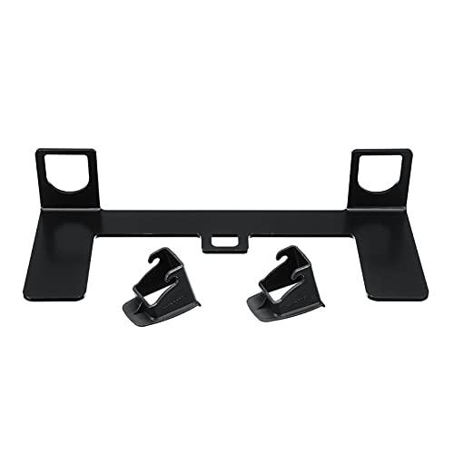 ZHANGHANG Coches de acero universal Soporte de asiento de seguridad para niños Soporte de acero universal Cerrojo de acero para el conector de la correa Cinturón de seguridad del asiento Pestillo ZH