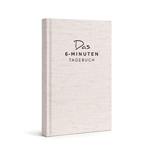 Spenst, D: 6-Minuten-Tagebuch - Ein Buch, das dein Leben ver