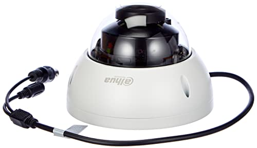 Dahua HDCVI POC IR Caméra dôme Starlight 4 en 1 2 Mpx motorisée 2,7 12 mm