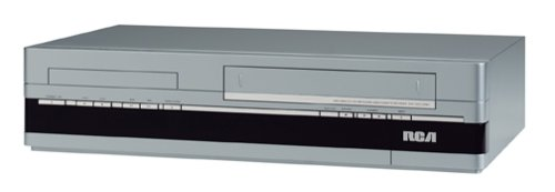 New RCA DRC6100N Progressive Scan DVD/VCR Combo