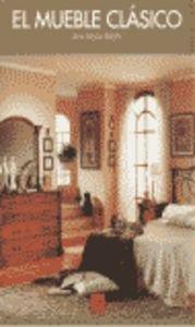 Mueble clasico, el