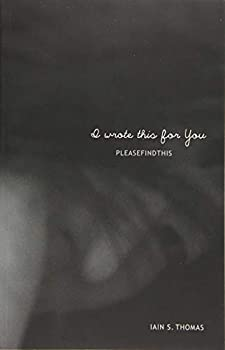 i wrote this for you book author