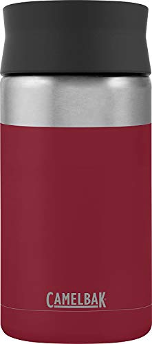 CAMELBAK Products LLC Erwachsene Hot Cap Thermobecher, Cardinal, 350 ml