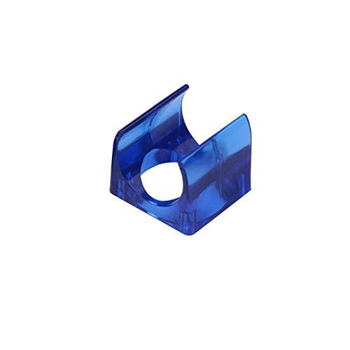 Durable Soporte de Ventilador V5 Soporte para extrusión Piezas de impresoras 3D Extrusora Moldeada por inyección Soporte de refrigeración Carcasa de plástico Accesorios de impresión 3D