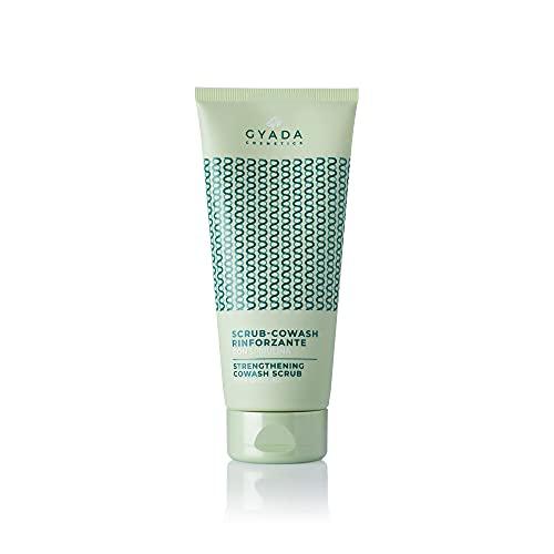 Gyada Cosmetics SCRUB CO-WASH RINFORZANTE CON SPIRULINA ● CERTIFICATO BIO ● MADE IN ITALY ● 200 ml