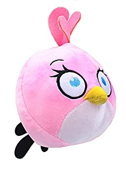 Johnny s Toys Angry Birds 7 Inch Plush Character Head | Stella