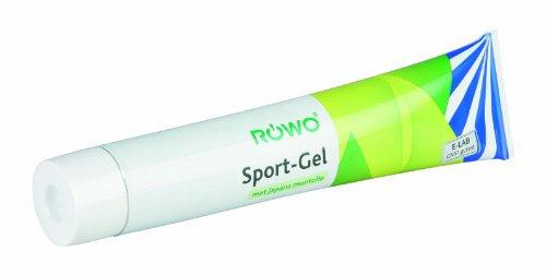 Sport-Gel röwo 100ml, Kühlgel, Kühlspray, Wärmebalsam