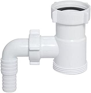 Drain Waste Trap Pipe Extension Connector 1 1/2