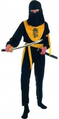 Déguisement ninja garçon - 4 à 6 ans