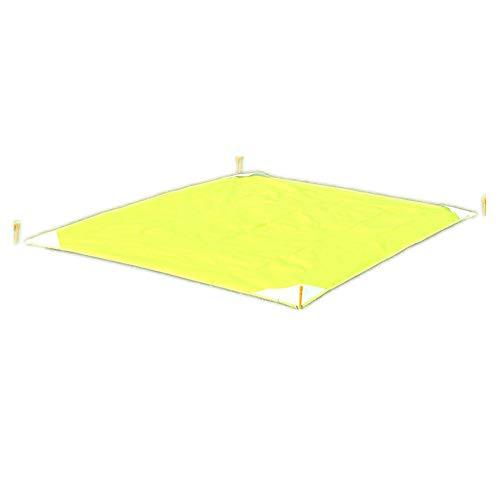XGTsg Pique - Nique Pique - Nique Mat Oxford Tissu Outdoor Picnic Mat Beach Mat Moistureproof Tapis Imperméables Pliables Camping Portatifs De Poche,Green,140 * 220Cm