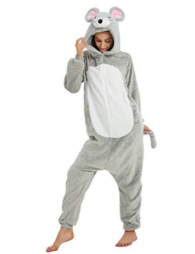 yimidear unisex adult onesie hooded