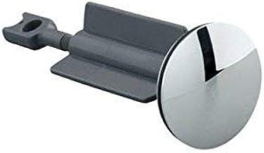 Kohler Pop-Up Drain Stopper Chrome Plated, Plastic