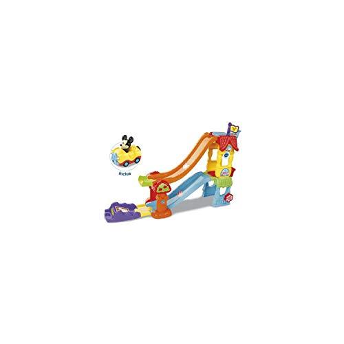 V Tech - TTB - La maison-toboggan magique de Mickey (+ Cabriolet de Mickey) - Version FR