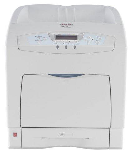 Ricoh Aficio SP C410DN Color Laser Printer (White)