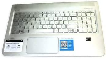 PTK for HP Envy M6-P Series Palmrest Touchpad and Keyboard 805107-001