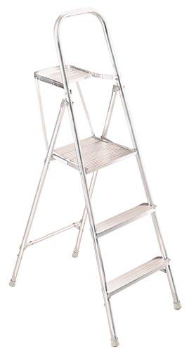 Werner 200-Pound Duty Índice aluminio Plataforma Escalera: Amazon.es: Bricolaje y herramientas
