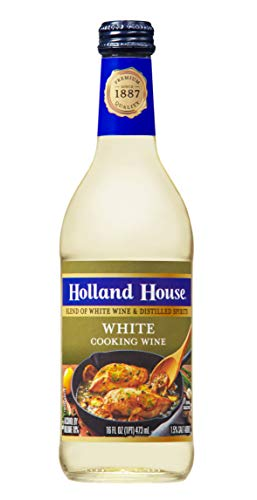 Holland House White Cooking Wine, 16 oz