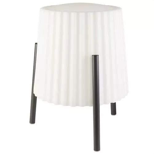 Leds-C4 55-9880-Z5-M1 Portatil Barcino, 1 X E27 MAX, 100W, Gris Urbano