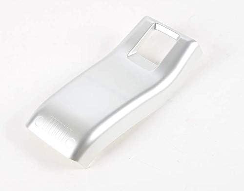 Argento scatola di bracciolo copertura pannello di rivestimento,coperchio decorativo per pannello Scatola bracciolo,Pannello della scatola dei braccioli