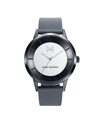 MARK MADDOX - Reloj Acero IP Gris Correa Sr Mm - HC7128-07