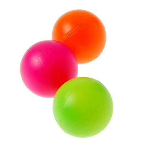 US Toy - Plastic Balls, (1.57 Inches) (Assorted Color) (2-Pack of 12)