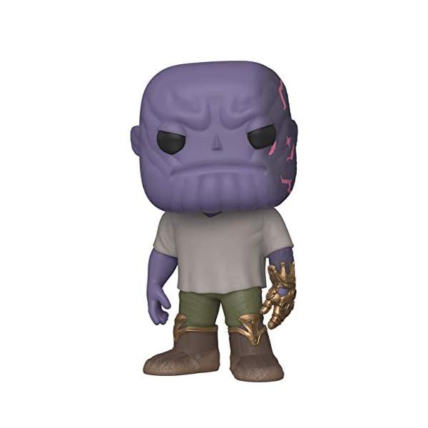 Funko Pop Thanos en el jardín (Los Vengadores: Endgame 579) Funko Pop Los Vengadores
