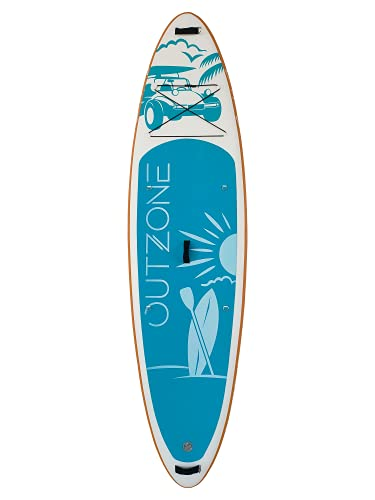 Outzone Beachlife iSUP Set Plus