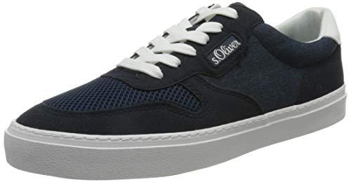 s.Oliver Herren 5-5-13602-36 805 Sneaker, Navy, 45 EU