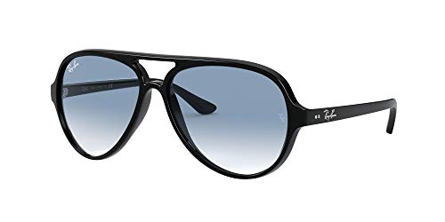 Fashion Shopping Ray-Ban Rb4125 Cats 5000 Aviator Sunglasses