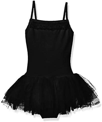 Capezio Girls Little Ruffle Yoke Tutu Dress Black Small product image