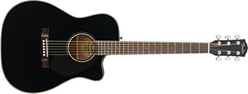 CC 60SCE Guitarra negra