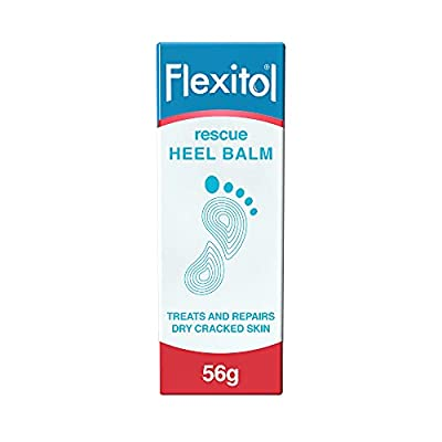FLEXITOL Heel Balm Medically Proven Treatment for Dry and Cracked Feet - 56g |Gives Intense Moisturisation from Ma Pharmachem