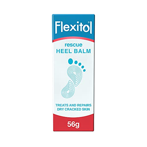 FLEXITOL Heel Balm Medically Proven Treatment for Dry and Cracked Feet -...