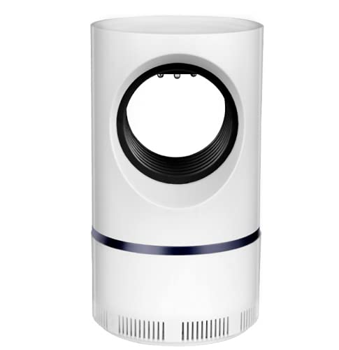 Mosquitoes Zapper - Lámpara de inhalador de insectos para interiores, repelente de plagas, lámpara de trampa, fotocatalizador UV, para interiores y oficinas, dormitorios, salones, garajes