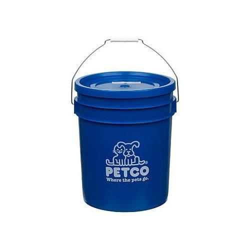 Petco Brand - Petco Bucket, 5 GAL, Blue