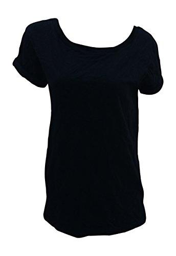 Asos Damen-T-shirt  Schwarz  getönte Gläser  BNWT  UK-Gr. 6