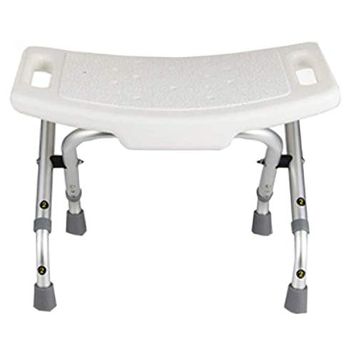 Z-SEAT Taburete de Ducha Plegable/Banco de Silla Silla de baño para Ancianos, Taburete de baño para discapacitados Asiento de baño Ducha con Soporte hasta 330 Libras Herr