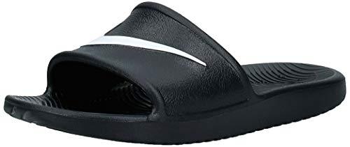 Nike Kawa Shower (GS/PS), Sandal Boys, Black/White, 36 EU